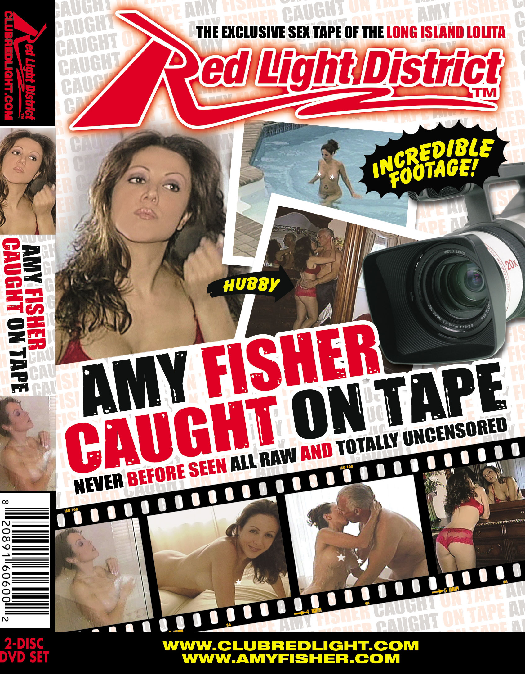 Amy fischer caught on tape