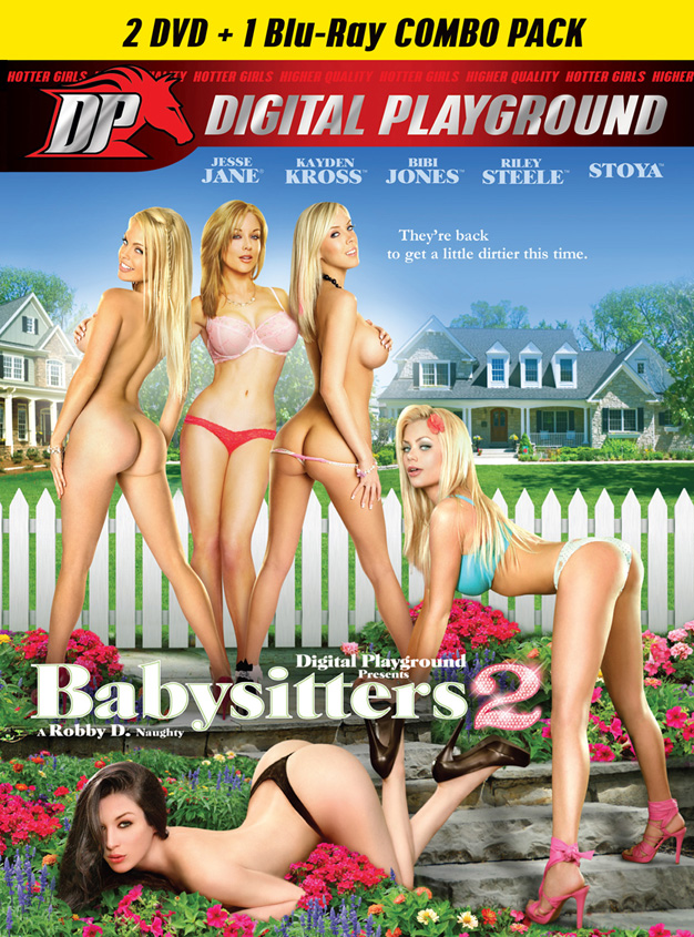 Digital Playground Presents Babysitters 2