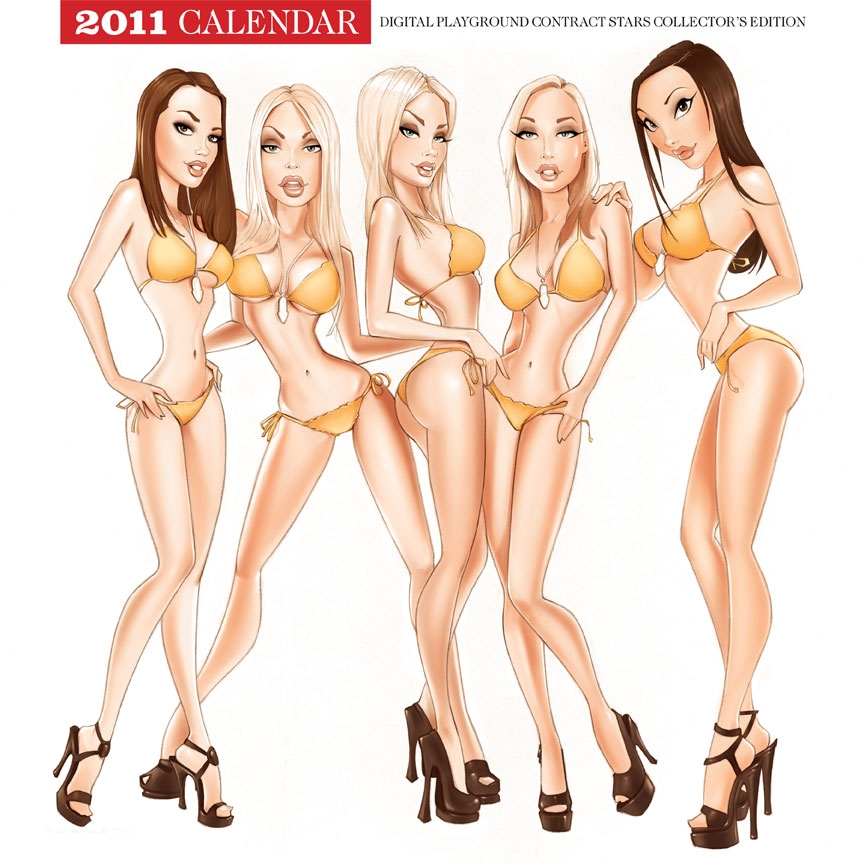 Share your pornstar calendars 2011 advise