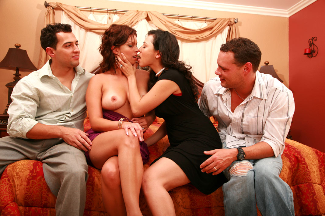 Interaction wife swapping