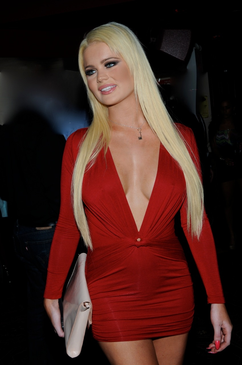 Video: Alexis Fords 24th Birthday Party at Ricks Cabaret