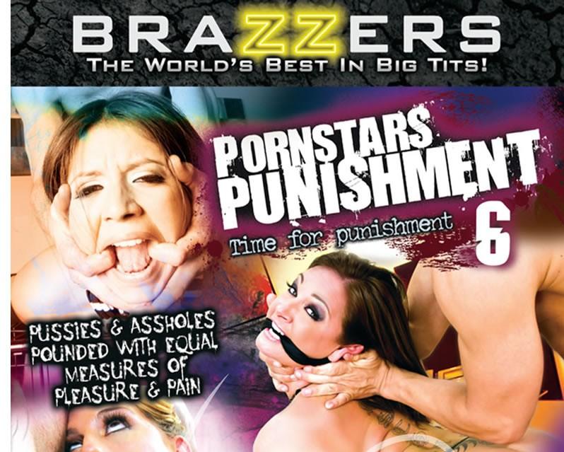 Brazzers pornstar punishment