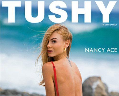 Riley nixon fashion model loves anal tushy porn gif magazine